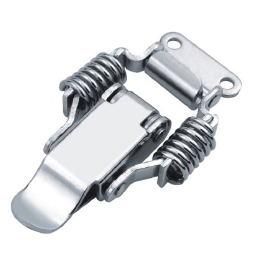J108铁镀锌弹簧搭扣