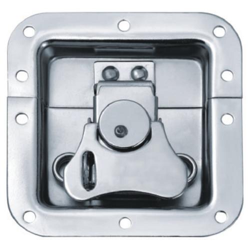 J903不锈钢蝴蝶搭扣锁