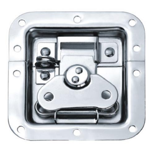 J911设备箱蝴蝶搭扣锁