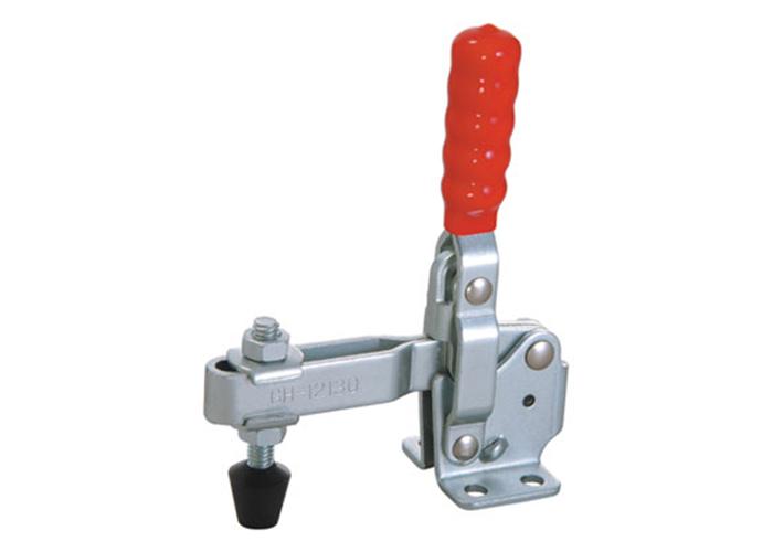 GH12130铁镀锌垂直式快速肘钳