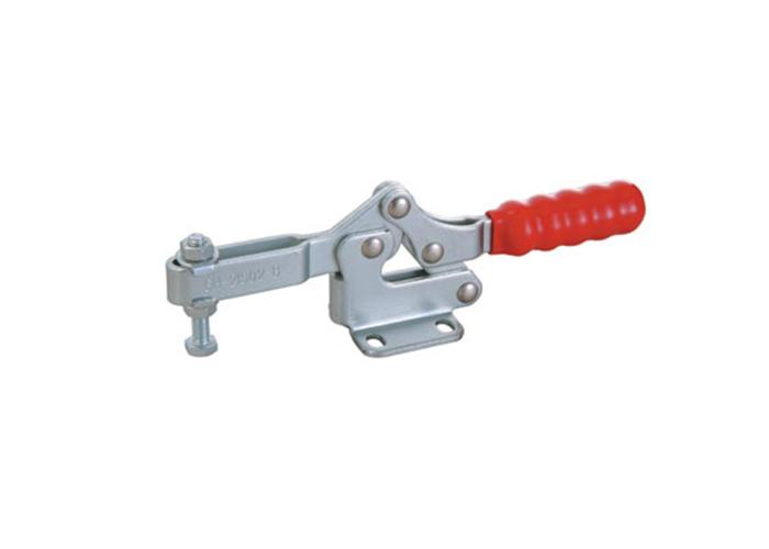 GH20752B铁镀锌水平式快速肘钳