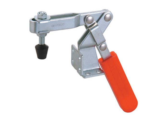 GH20820铁镀锌水平式工装夹钳