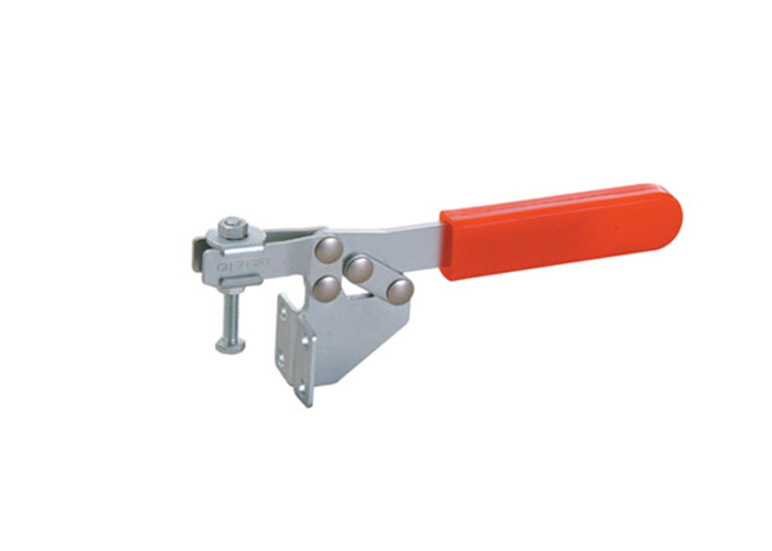 GH21383不锈钢焊接水平式夹具